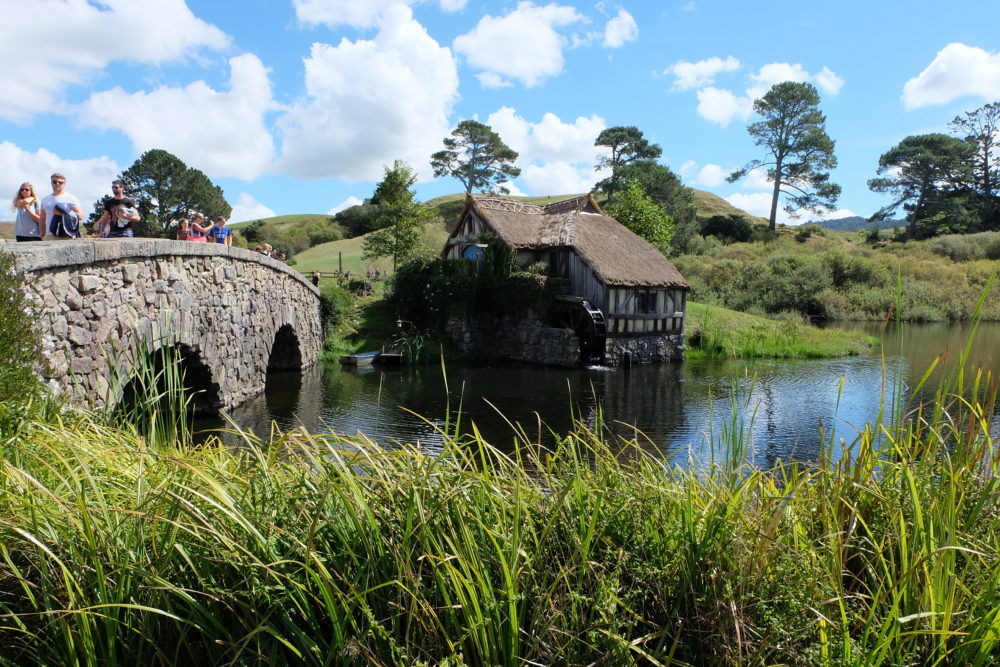 Movie Set Tour Hobbiton